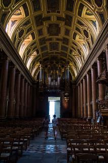 Cathedral Saint-Pierre de Rennes 07