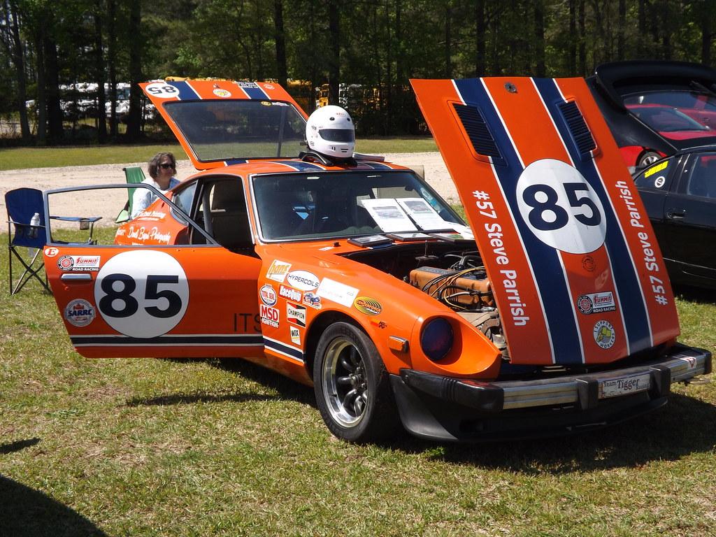 280z | My racecar as seen at the Emerald City Z Club car sho