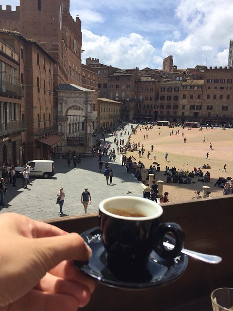 There is nothing better ☕️👌 #like #follow #share #comment #coffee #coffeetime #breackfast #siena #borghettomontalcino #travel #tuscany #subscribe #travelblogger #traveling #travelphotography #travelholic #landscape #piazzadelcampo
