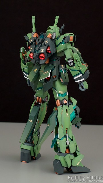 MG Unicorn - Marida Cruz Custom 7