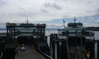 MV Spokane and Walla Walla at Kingston | by RAILFAN RAY