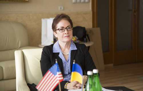 U.S. Ambassador Marie Yovanovitch Travels to Zakarpattya, April 22-24, 2018 | by usembassykyiv