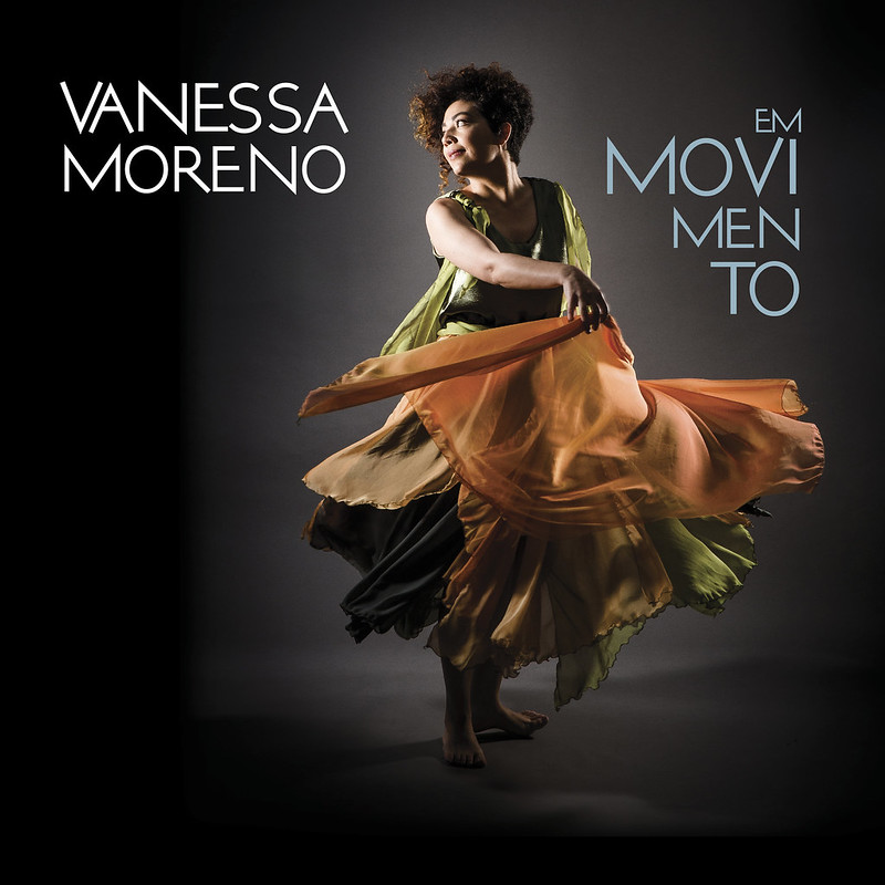 Vanessa Moreno - Em Movimento - Artwork
