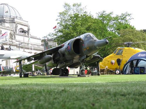 RAF 100th Anniversary.  XZ997.