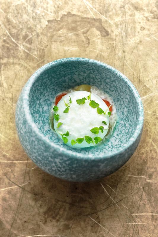 Melon Sago, Rock Melon Ice Cream, Winter Melon Foam