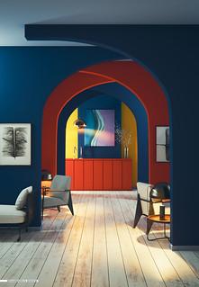 Color Harmony | by acinonyxlord