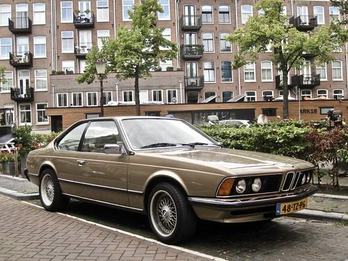1979 BMW E24 630 CS Automatic Coupé | The 6-Series E24 CS ...