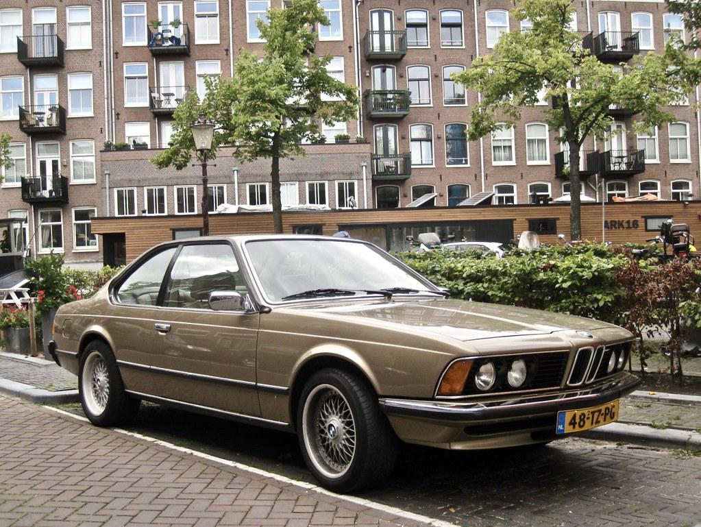 1979 BMW E24 630 CS Automatic Coupé   The 6-Series E24 CS wa…   Flickr