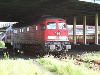 Railion 232 498