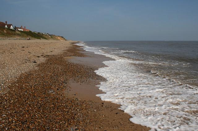 The coast near Thorpeness