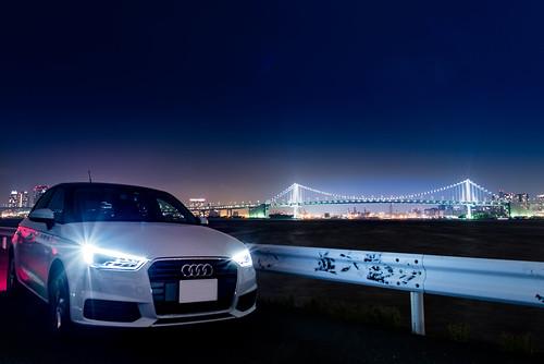 The Rainbow Bridge & Audi | by erilingo86