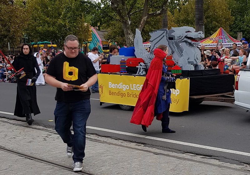 Bendigo Easter Parade 2018