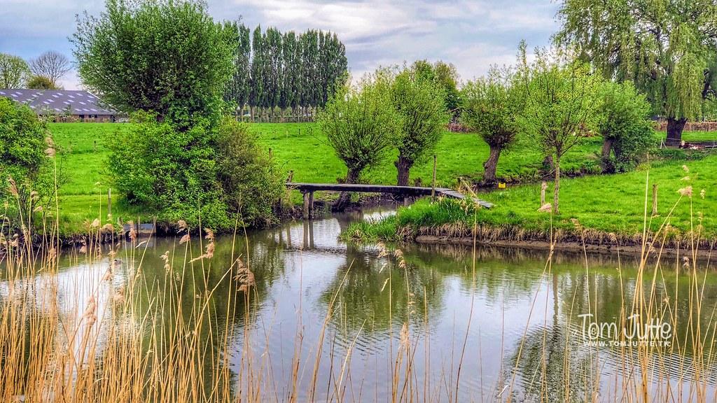 De Oude Bocht, Kromme Rijn, Odijk - Netherlands - 1024