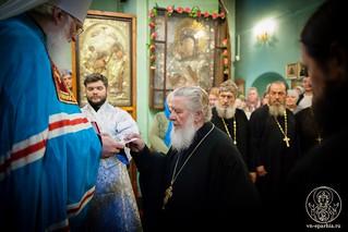 Божественная литургия 465