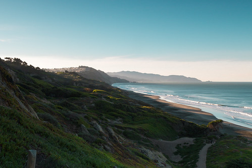 Fort Funston (#1046) | by mark sebastian