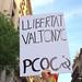 23_05_2018-Concentración en Sant Jaume por la libertad de Valtonyc