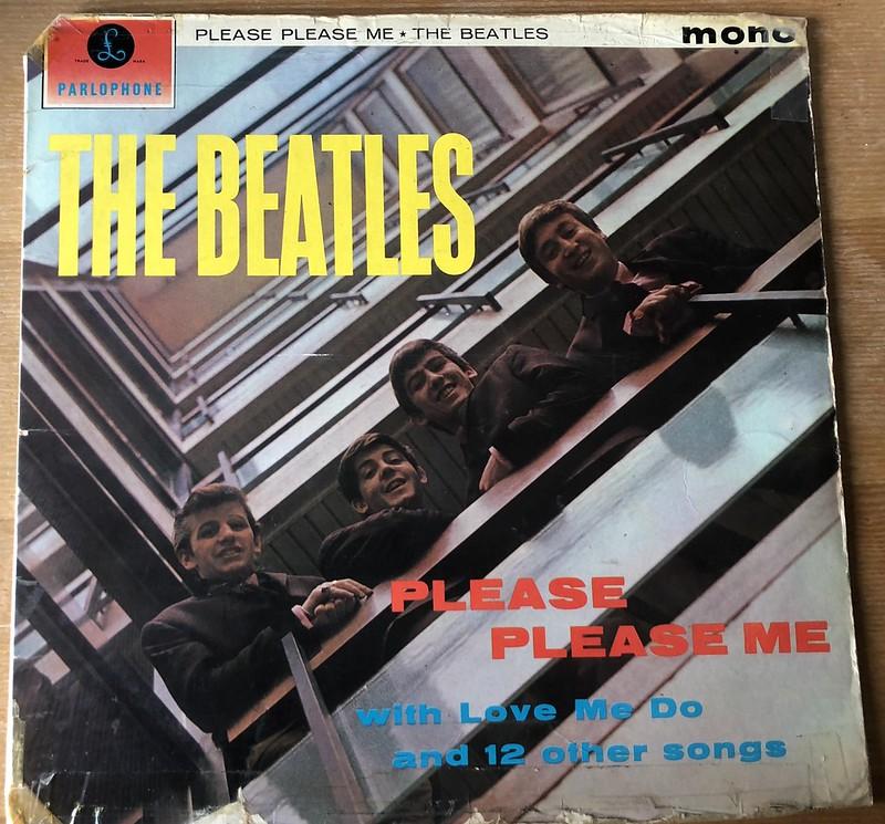 Please, please me Beatles