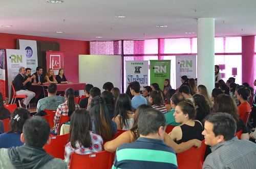 Jornadas universitarias sobre periodismo y juventudes