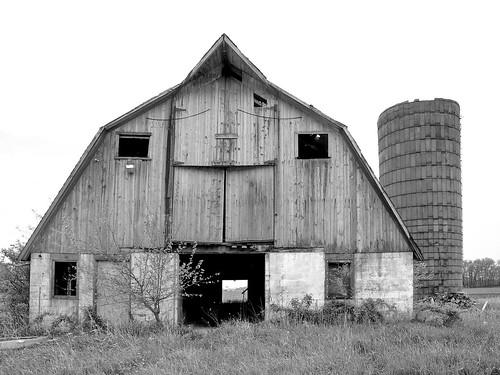 barn abandoned mono valpariso indiana