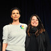 Charisma Carpenter and Holly Marie Combs: Wizard World Philadelphia 2018