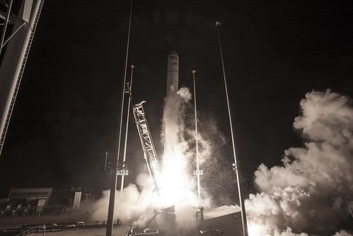 OA-9 Antares launch | by OrbitalATK