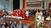 Pfingstmesse mit Erzbischof em. Dr. Robert Zollitsch, Msgr. Andreas Straub, Pfr. Peter Zillich, Pfr. Markus Krastl