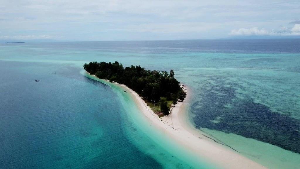 Dodola Island, Morotai, North Moluccas