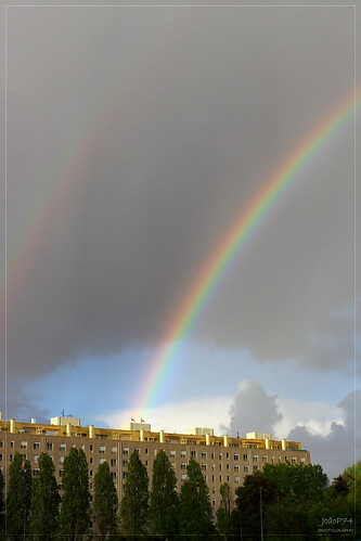Rainbow. Porto, 29-04-2018 | by JoãoP74