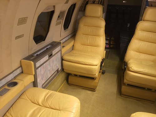 三菱 MU-300 JA8248 機内公開 D9302378-0ACD-4FB3-B3A9-9AEDB3C7027C