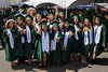 University of Hawaii at Manoa's School of Nursing and Dental Hygiene graduates at the 2018 UH Manoa Commencement on Saturday, May 12, 2018.  Photo credit: ACES XP Photography