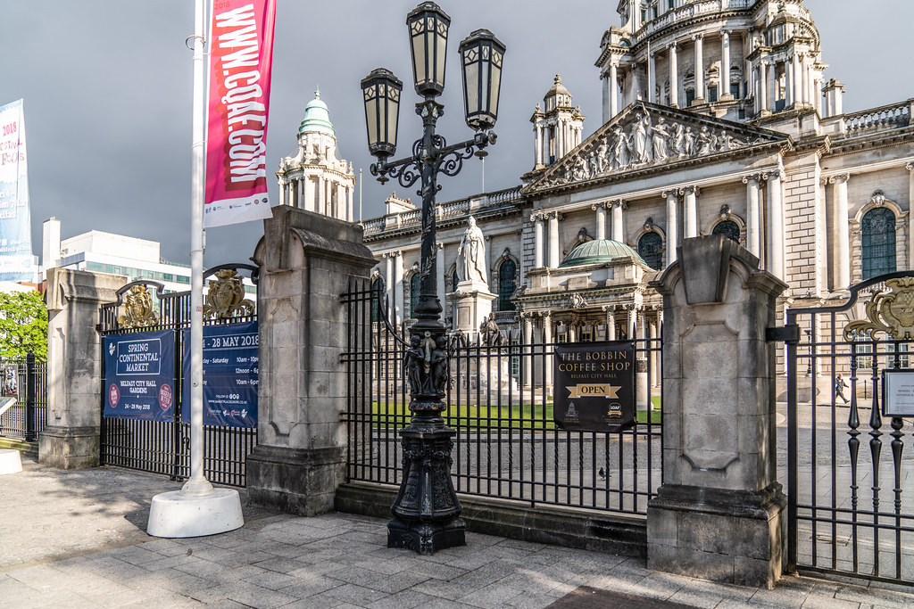 Belfast City Hall Photographed 14 May 2018 140045 Flickr