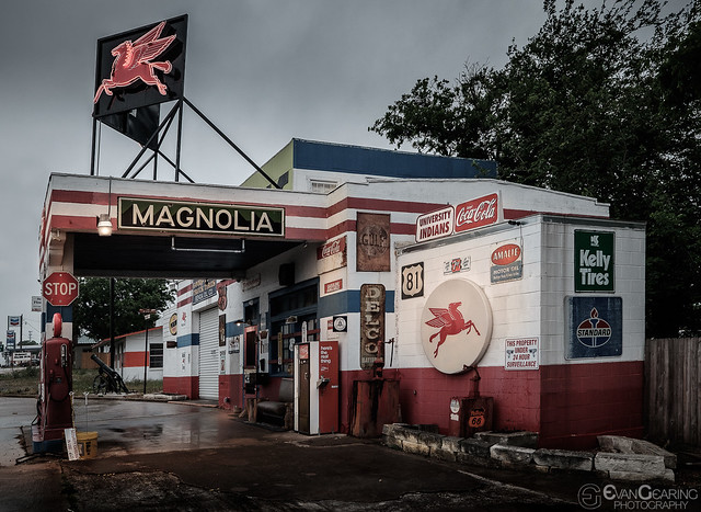 Magnolia Gas Station