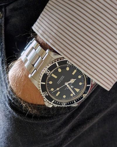 Rolex Submariner 5513 | by Alt0201