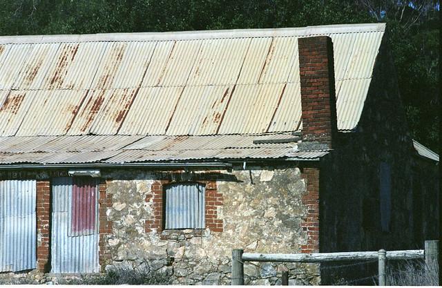 Abandoned Homestead - Angaston SA
