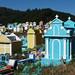 Chichicastenango – hřbitov, foto: Petr Nejedlý