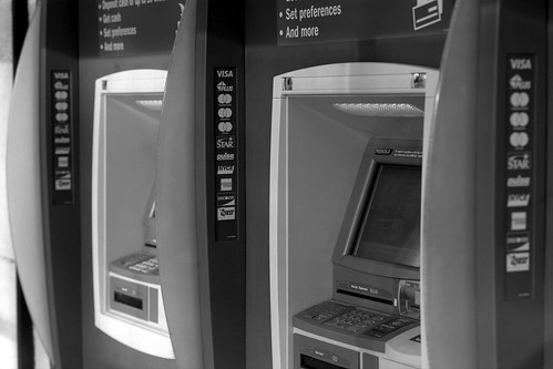 B of A ATMs | by Scott Micciche