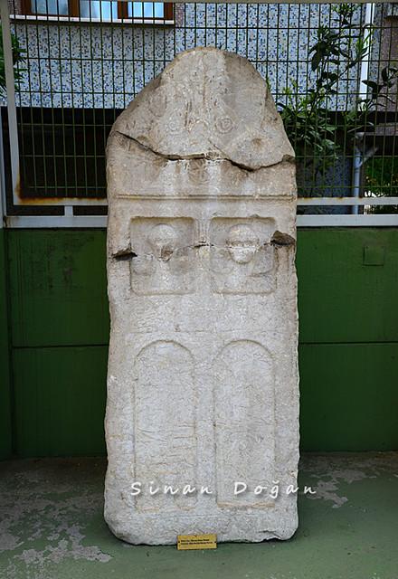 Roma Dönemi Mezar Steli