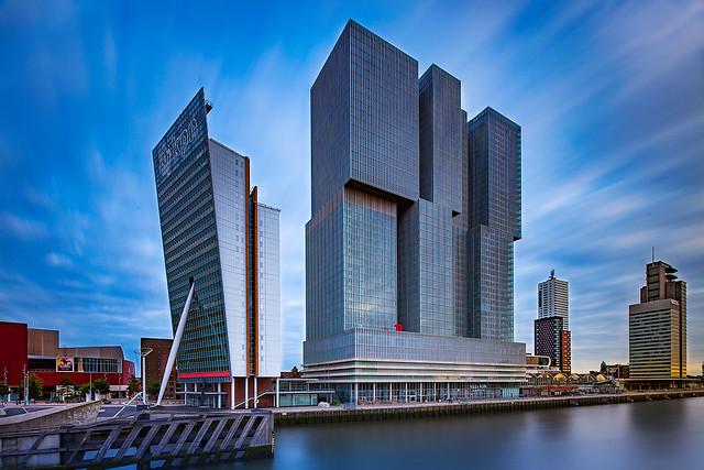 Holland Amerikakade with nhow Rotterdam