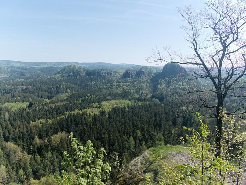 Widok z Winterstein