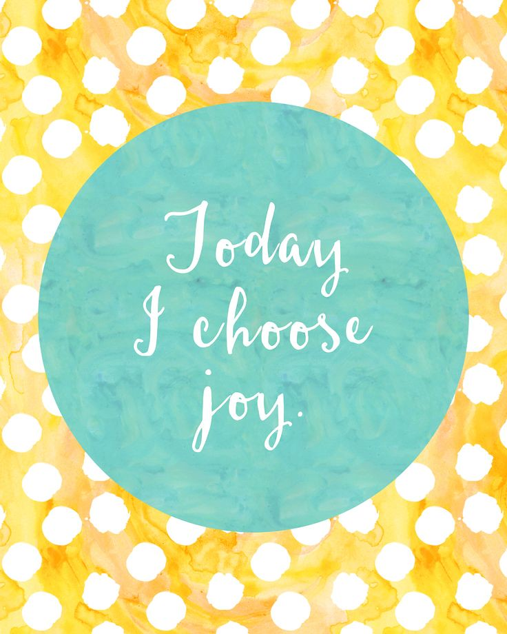 Quotes About Life Today I Choose Joy Quote Inspiration Flickr
