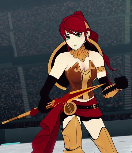 Pyrrha | by DReager100