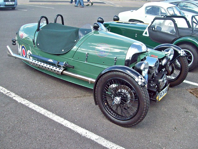 405 Morgan Three Wheeler (2013)