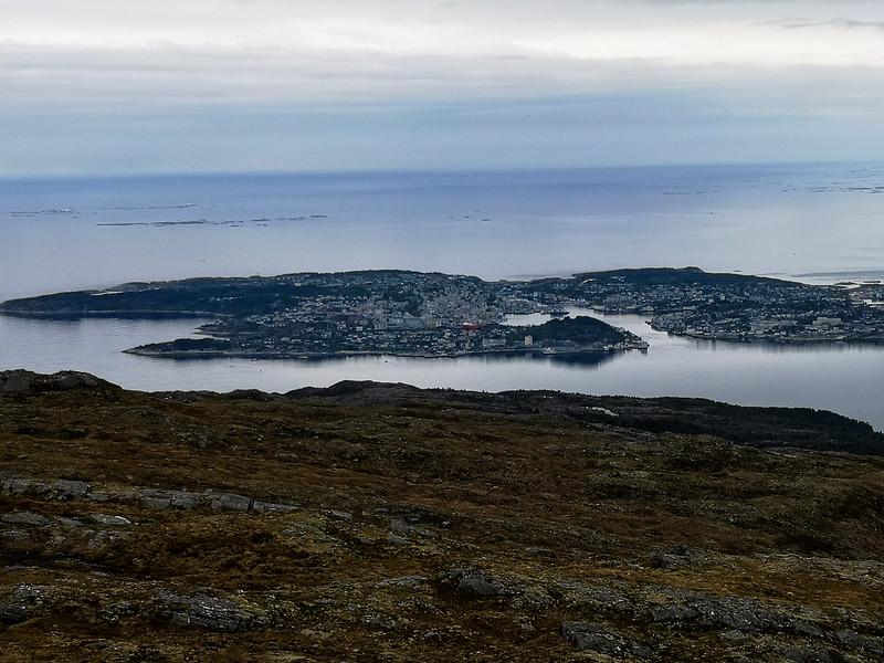 18-Utsikt mot Kristiansund fra Freikollen
