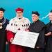 Uroczystość wręczenia dyplomu doktora honoris causa SGH prof. Fransowi Willekensowi