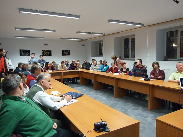 Slovakia-2017-11-07-Slovakians Discuss Russian Revolution, 100 Years On