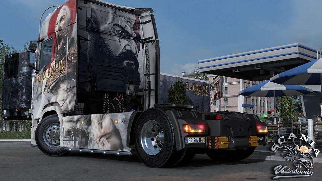 Euro Truck Simulator 2 Scania NextGen | Truckerman_SRB | Flickr