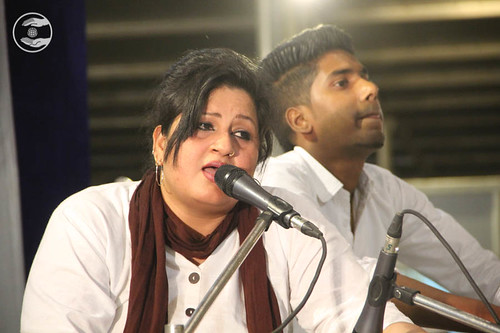 Devotional song by Sona Praveen from Nabha