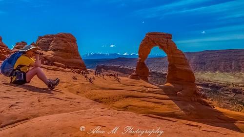 moab utah unitedstates us archesnationalpark nature usnationalparks naturalbeauty