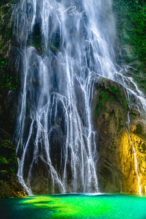 Sunrise waterfall | by Valter Patrial