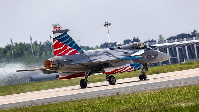 Saab JAS-39C Gripen (9234)